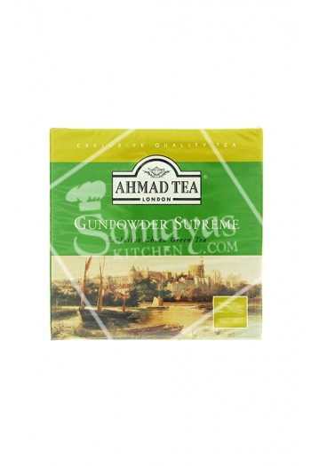Ahmad Tea Gunpowder Supreme (250g)