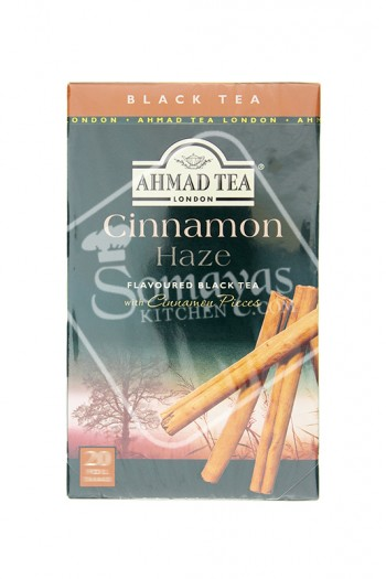Ahmad Tea Cinnamon Flavoured Black Tea