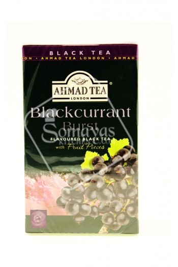 Ahmad Tea Blackcurrant Burst Tea Bags HPS ONLY