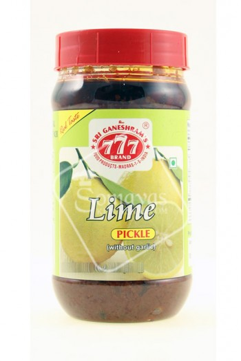 777 Lime Pickle (300g)