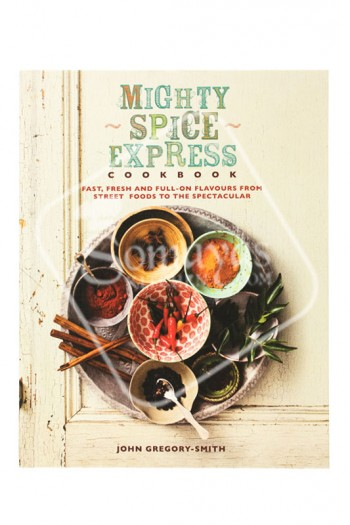 Mighty Spice Express Cook Book