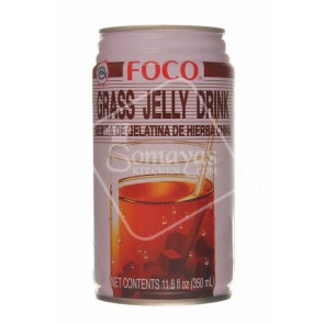 Foco Grass Jelly Drink 350ml