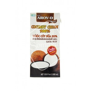 Aroy-D Coconut Cream 100% 1lt
