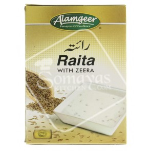 Alamgeer Raita With Jeera (50g)