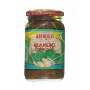 Ahmed Mango Pickle  (330g)