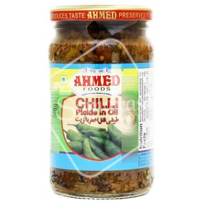 Ahmed Chilli Pickle  (320g)