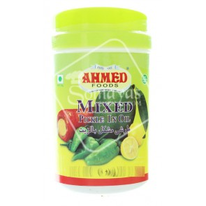 Ahmed Mixed Pickle (1kg)