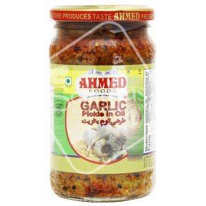 Ahmed Garlic Pickle  (330g)