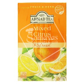 Ahmad Tea Mixed Citrus Tea Bags
