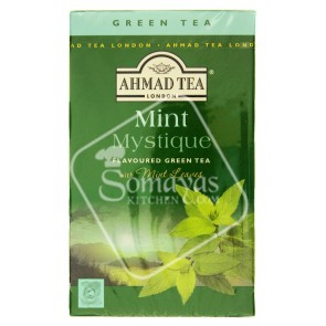Ahmad Tea Mint Mystique Flavour Green Tea Bags
