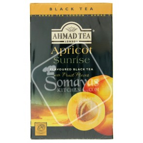 Ahmad Tea Apricot Flavoured Black Tea