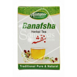 Alamgeer Banafsha Herbal Tea (30g)