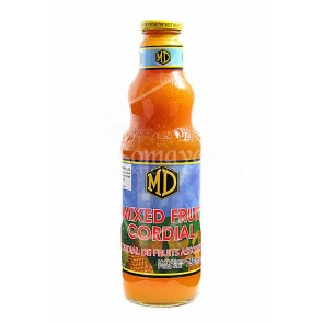 MD Mixed Fruit Cordial 750ml