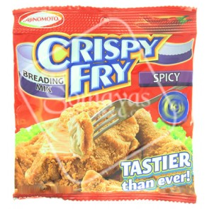 Ajinomoto Crispy Fry Spicy Breading Mix