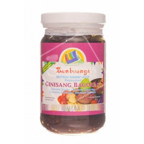 Zambuanga Sauteed Shrimp Paste Regular 250g