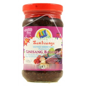 Zambuanga Sauteed Shrimp Paste Spicy 250g