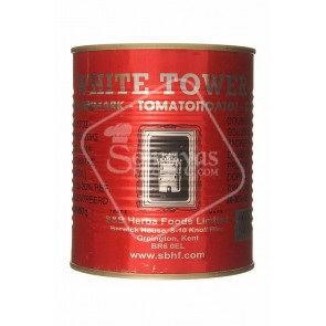 White Tower Tomato Paste 850g
