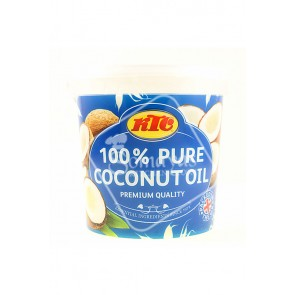 KTC 100% Pure Coconut Oil 1lt