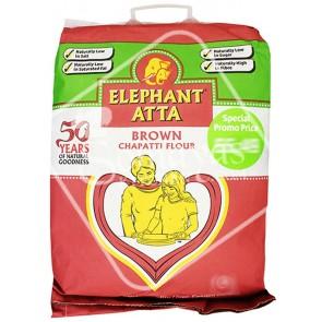 Elephant Brown Chapati Flour 10kg