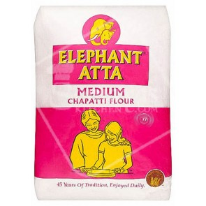Elephant Medium Chapati Flour 10kg