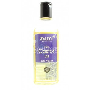 Ayumi Natural Pure Castor Oil 150ml