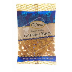 Cofresh Cashew Nuts Roasted & Salted 150g