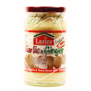 Laziza Garlic & Ginger Paste (330g)