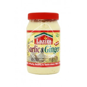 Laziza Garlic & Ginger Paste (1kg)