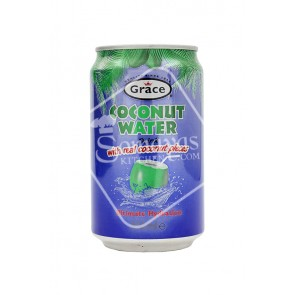 Grace Coconut Water With Real Coconut Pieces (310ml)