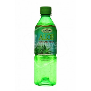 Grace Aloe Vera Original Flavour Drink  (500ml)
