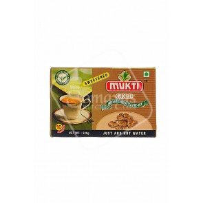 Mukti Instant Ginger Sweetened Pre-Mix Tea