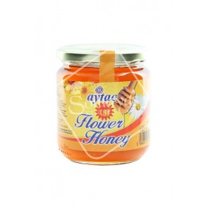 Aytac Flower Honey Jar (450g)