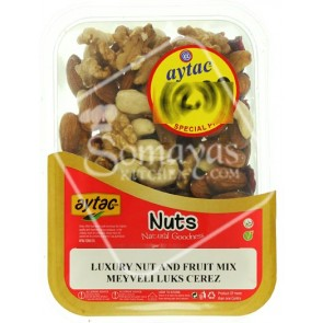 Aytac Luxury Nut & Fruit Mix  (200g)