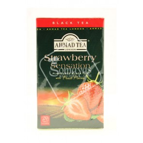 Ahmad Tea Strawberry Sensation Tea Bags