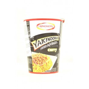 Ajinomoto Yakinoodles Fried Noodles Curry 84g
