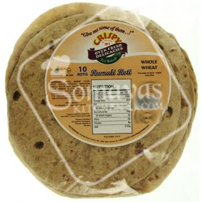 Crispy Rumali Roti Whole Wheat 600g