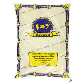 Jay Brand Unroasted White Rice Flour 1kg