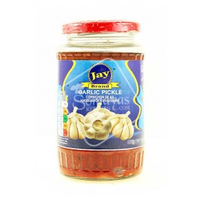 Jay Brand Garlic Pickle 400g