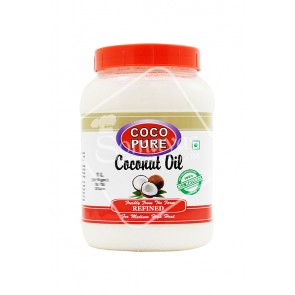 Coco Pure Coconut Oil (500ml)