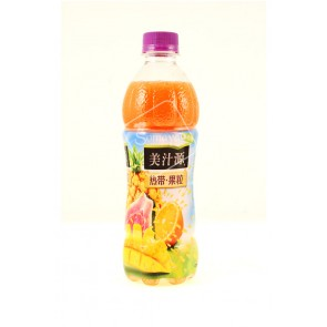Minute Maid Tropical Juice With Pulp (450ml)