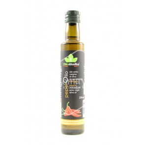 Bioitalia Organic Chilli Pepper Extra Virgin Olive Oil (250ml)