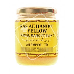 AH Empire Ras Al Hanout Yellow