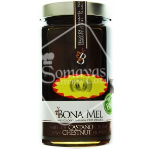 Bona Mel Raw Chestnut Honey (900g)
