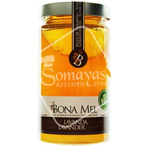 Bona Mel Raw Lavander  Honey (900g)