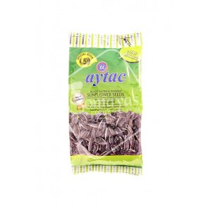 Aytac Sunflower Seeds Black Salted & Roasted