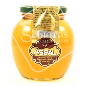 Asbal Syrup With Honey (480g)