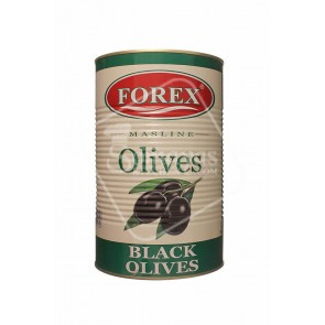 Forex Black Olives Whole