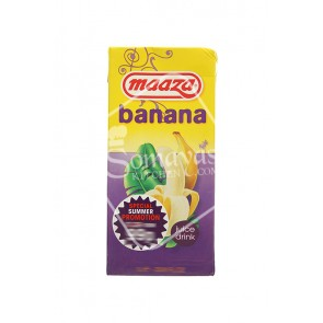 Maaza Banana Juice Drink 1lt