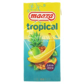 Maaza Tropical Juice Drink 1lt