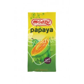 Maaza Papaya Juice Drink 1lt
